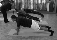 Sport and Pilates